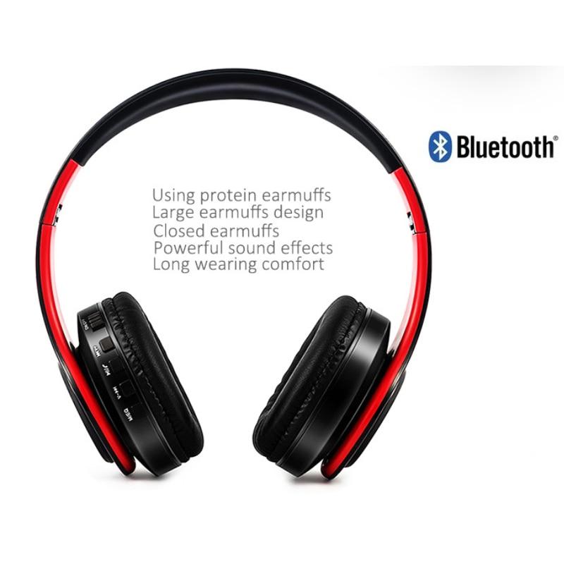 Chiclits Bežične slušalice Bluetooth slušalice Stereo Sklopivi - Prijenosni audio i video - Foto 2