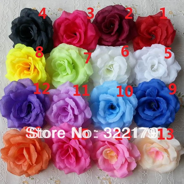 Aliexpress buy silk flowers wholesale fake silk roses 100 silk flowers wholesale fake silk roses 100 heads artificial flower buds 3 bulk wedding floral mightylinksfo