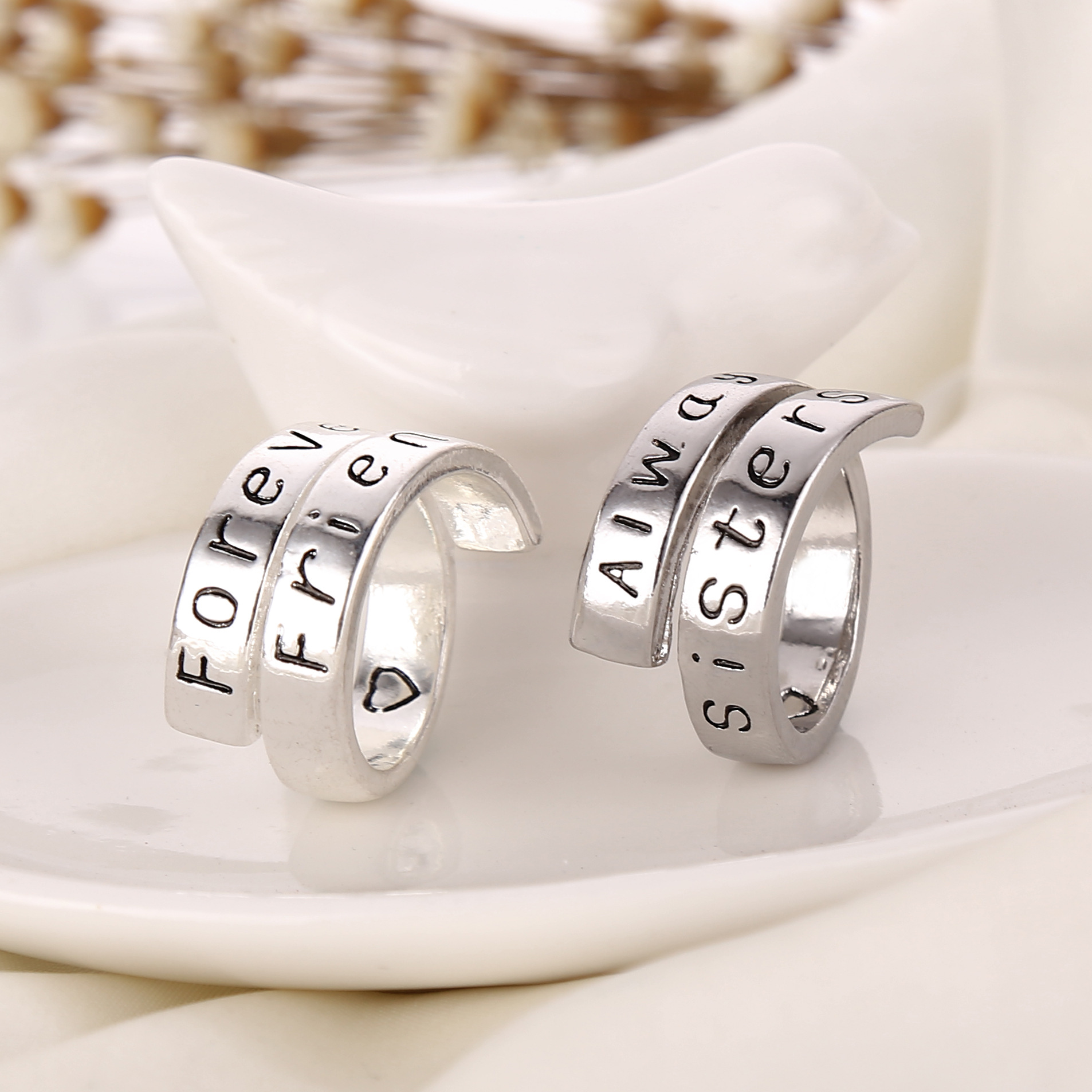 friendship earrings sell charm buy c rings pandora