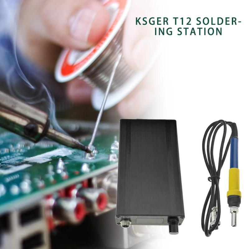 1.3 inches T12 Soldering Station DIY Kit STM32 V2.1S OLED Temperature Controller1.3 inches T12 Soldering Station DIY Kit STM32 V2.1S OLED Temperature Controller