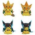 34cm Cartoon Pikachu Cosplay Charmander Plush Toys dolls Fashion Cartoon Plush Toys For Boys Girls Best Gift