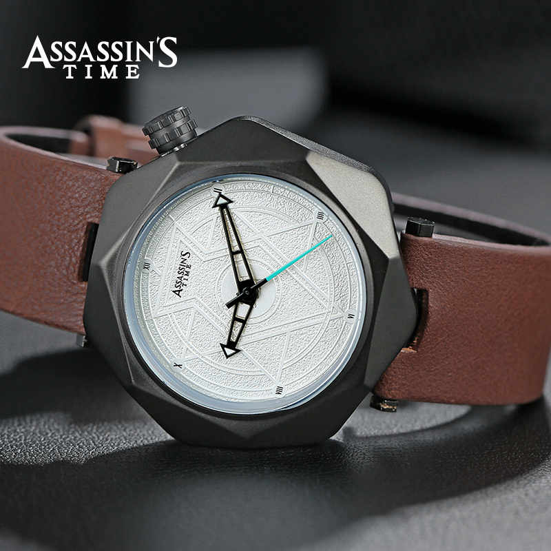 Assassin's Time Mens Watches Top Brand Luxury Impermeable Hombres - Relojes para hombres - foto 6