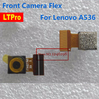 1pcs Lot High Quality Front Camera Repair Replacement Parts For Lenovo A536 Phone Parts With Track