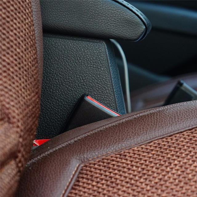 MALUOKASA Universal Car Seat Seatbelt E24 Safety Belt Extender Extension Buckle Seat Belts & Padding Extender Auto Accessories