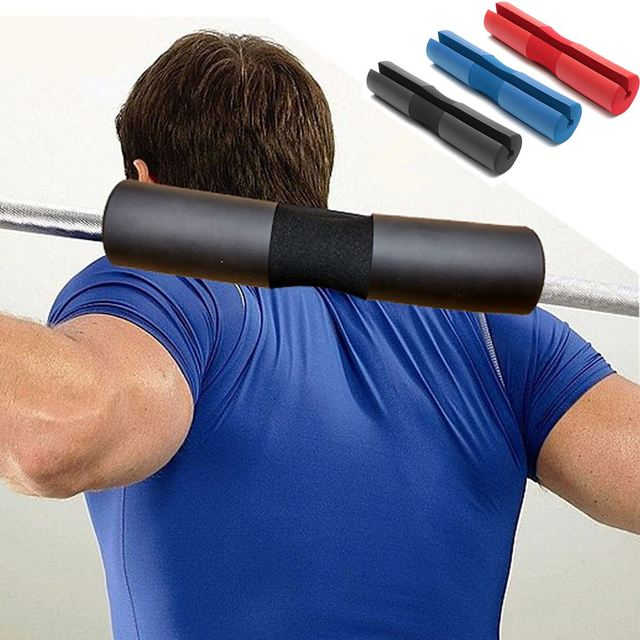 1 Pcs Foam Weight Lifting Support Pad Barbell Bar Cover Pads Shoulder Cushioned Neck