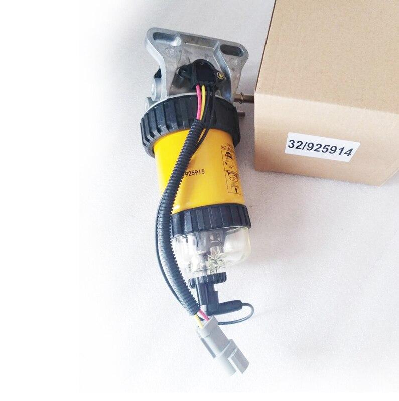 Filterset Minibagger JCB 8045 Motor JCB Filter