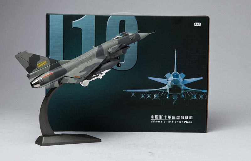 Force Air 1 1:48 China Air Force J-10 fighter model Static collection model tefal balai air force extreme ty8751rh