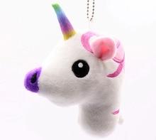 Mini Plush Unicorn Toy