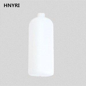Image 1 - HNYRI yedek şişe 1000ML 27.5mm çap basınçlı yıkama köpük tabancası aksesuarı kar yıkama köpük jeneratörü sabun Lance topu