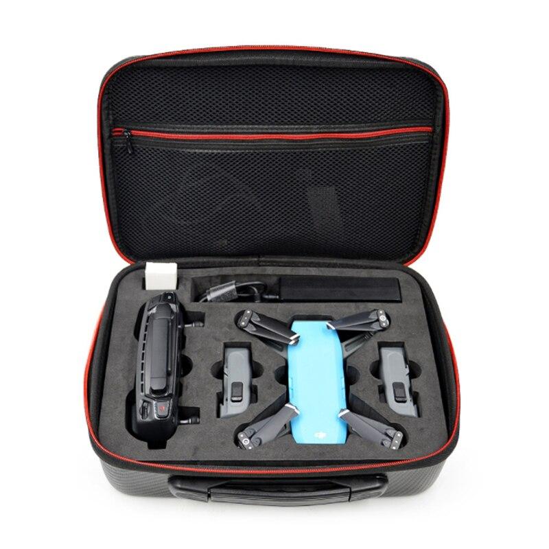 Waterproof Spark Bag Box Case Accesssories for DJI Spark Drone Storage Bag Carry Case