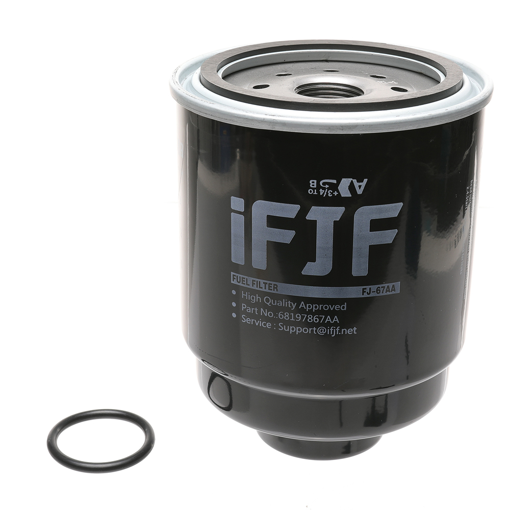 diesel fuel filter rear water separator 68197867aa for. Black Bedroom Furniture Sets. Home Design Ideas