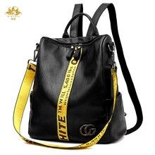 Для женщин рюкзак кожаный Рюкзаки softback Сумки Производитель Сумка Элегантный дизайн сумка Повседневное Рюкзаки подростков рюкзак мешок мы больше