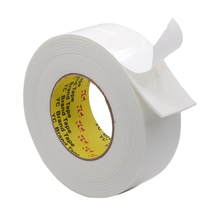 1PC 3m or 5m White Sponge Double Sided Acrylic Foam Adhesive Tapes 10mmx3m Width 10mm 12mm 15mm 18mm 20mm 25mm 30mm 50mm 100mm