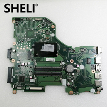 SHELI Acer E5-573G notebook computer motherboard DA0ZRTMB6D0 SR23Y i5-5200U MODEL ZRT