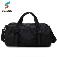 2017 Hot A Quality Foldable Lightweight Sports Bag Travel Gear Waterproof Large Space Hand Duffel Gym