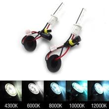 2 pcs 9005 100W hb3 Xenon h7 bulb h1 Hid BULB 8000K 6000K 4300K 10000K car lamps H11 H3 fog light 9006 HB4 12V