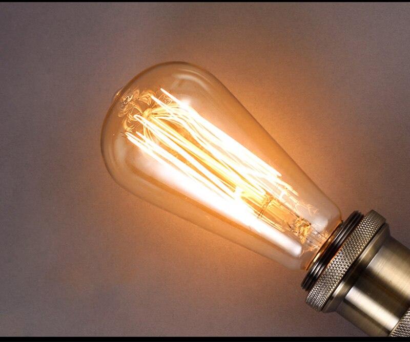 Vintage Filament Edison Bulb E27 Incandescent Bulbs Retro Bulbs Popular Bulbs