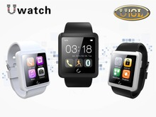 2016 U10L Bluetooth Smart Uhr U Smartwatch Sync Anruf SMS für Samsung HTC IOS Android Smartphones Aktualisiert U8 U10