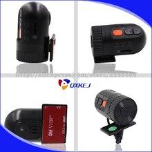 New arrival Novatek 1920*1080P HD Smallest Car Camera 140 high definition wide-angle lens 12V Car DVR Cam recorder G-sensor