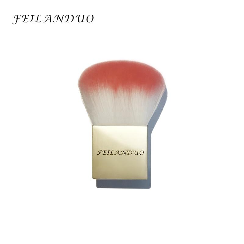 FEILANDUO 2018 New Make Up Brushes Professional Cosmetics Makeup Brush Tool Soft Synthetic Cosmetics Brush Kit тушь make up factory make up factory ma120lwhdr04