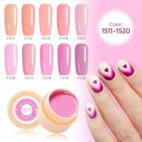 3pcs/set New 2019 Venalisa CANNI Primer base coat topcoat nail gel ...