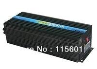Один год гарантии 5 кВт от сетки галстук солнечной панели инвертор, 12 В инвертор 5 кВт CE & ROHS & SGS