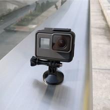 ل Gopro المغناطيسي المعادن محول حامل ثلاثي القوائم جبل ل Gopro بطل 8 7 6 5 4 يي 4k Sjcam DJI OSMO عمل كاميرا اكسسوارات مجموعة