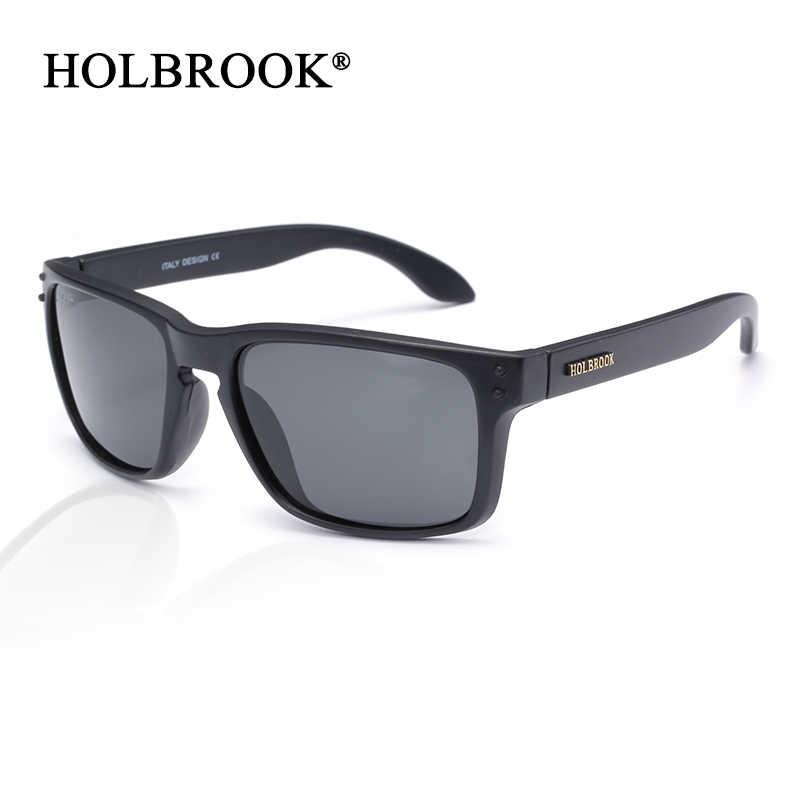 f53e5a54a35ae HOLBROOK Retro Unisex Sunglasses Men Women Brand Designer Real Polarized  UV400 lens Square Sun glasses for