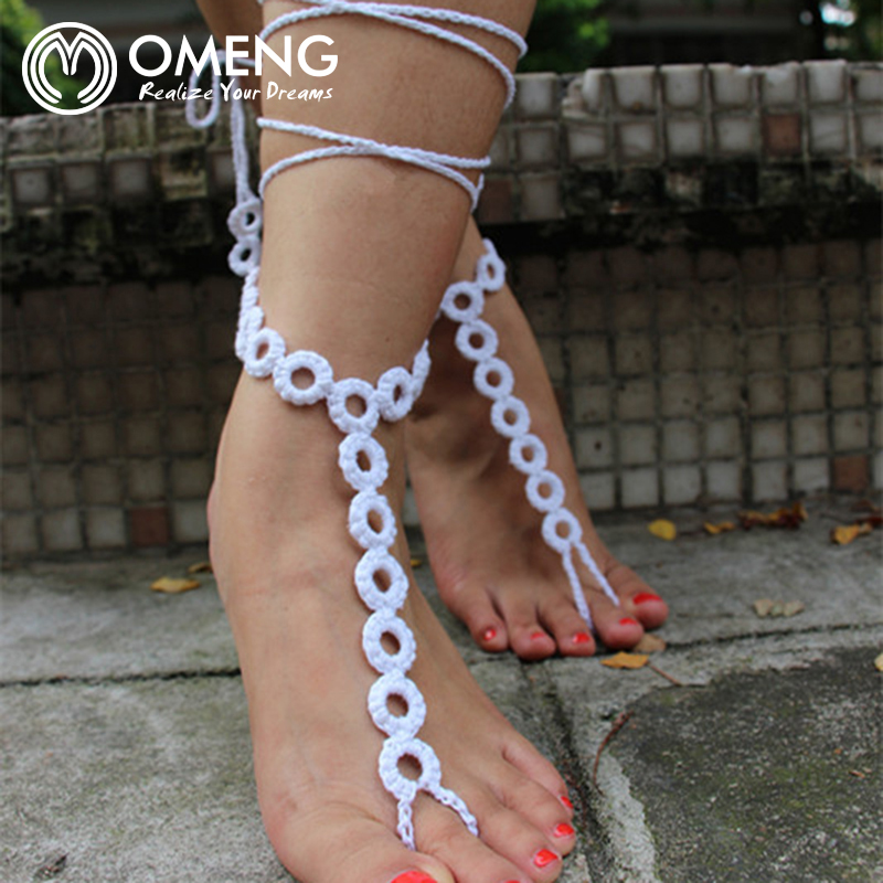 for festival yogi boho ankle anklets anklet yoga women lotus surf bracelet beach product silver gift