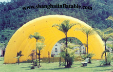 2016 Free shipping inflatable tent camping Inflatable tent display for outdoor with blower