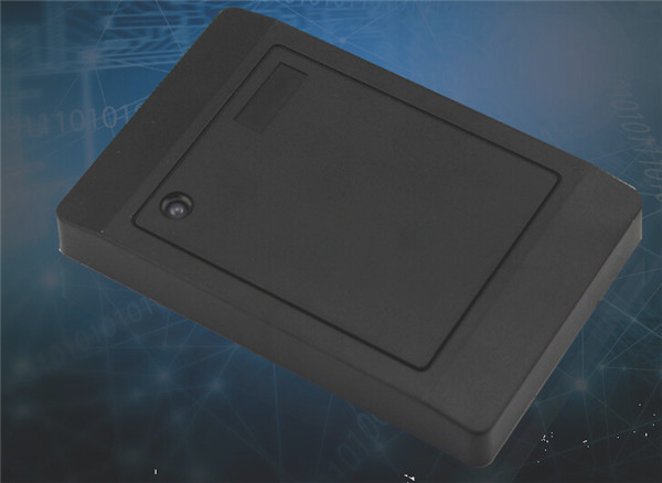 DWE CC RF Free shipping wholesale 13.56MHZ ISO14443A rfid reader wiegand 26 bits wiegand 34 bits for card access control system dwe cc rf 13 56 mhz outdoor rfid card reader for access control system wiegand 26 free shipping