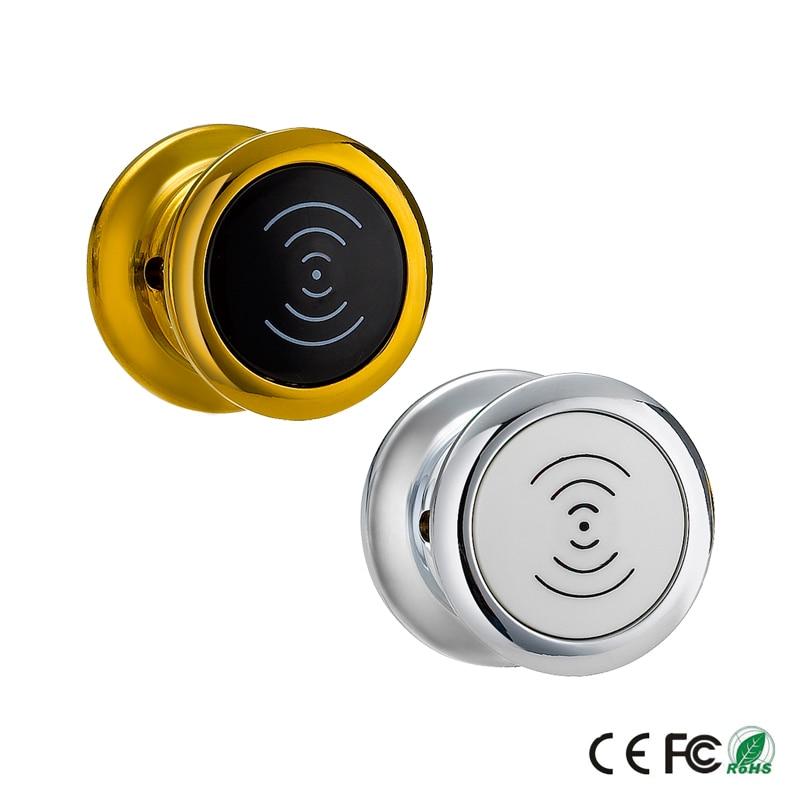 Electronic Cabinet Lock RFID Magnetic Swipe Card Cabinet Locker Door Locks with free wristband