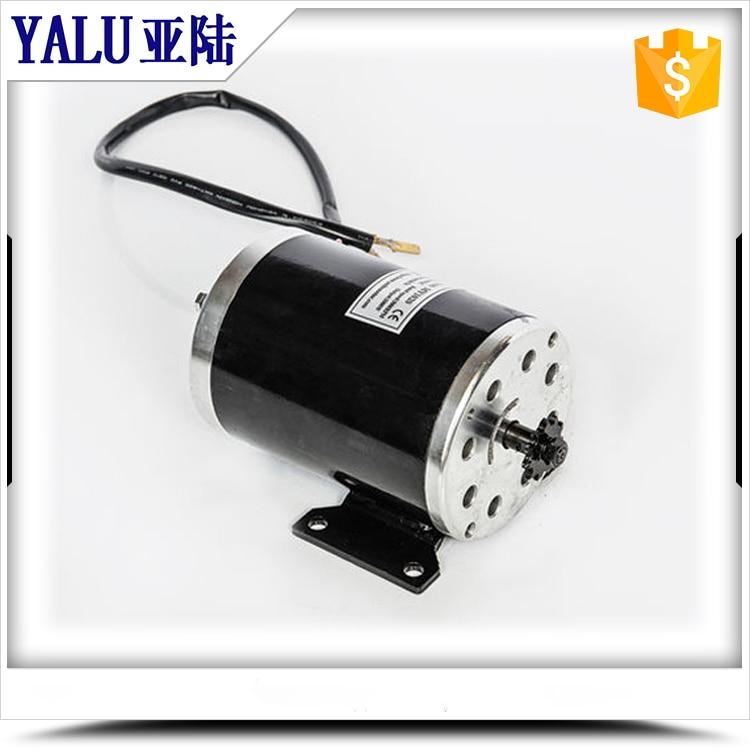 все цены на Small electric tricycle motor motor MY1020 750W 36V or 48V Permanent Magnet DC Motor онлайн