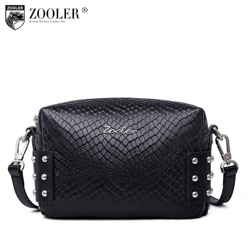 Limitée ZOOLER véritable en cuir petits sacs pour les femmes 2018 de luxe et chaude épaule sac lady femmes messenger sac bolsa feminina # R153