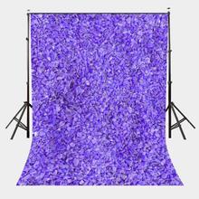5x7ft Color Stone Photography Backdrop Ultra Violet Photo Studio Background Props Pantone 18-3838