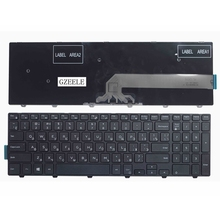 Русский клавиатура для Dell Inspiron 15 3000 5000 3541 3542 3543 5542 5545 5547 15-5547 15-5000 15-5545 17-5000 RU Клавиатура ноутбука