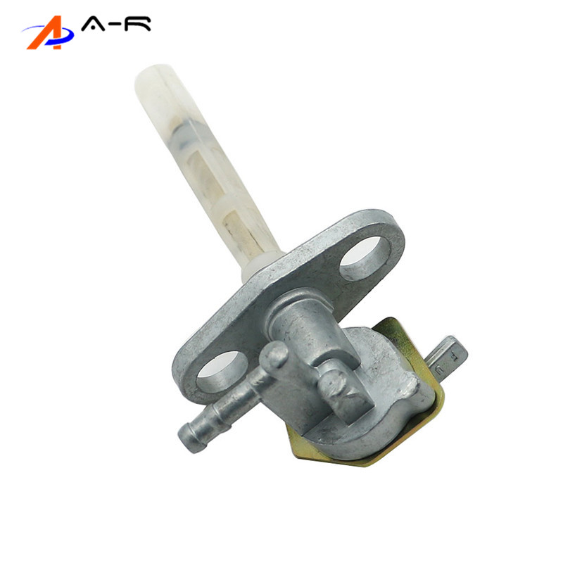 Fuel Tank Petcock Switch Valve For Honda XR50R CRF50 XR70R XR80R CRF100F XR100 XR100R CRF with OEM Part Number 16950-GEL-701 16950-GCF-671 2345-14763