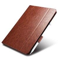 XOOMZ Luxury For IPad Pro 10 5 Case Vintage PU Leather Auto Wake Sleep Smart Folio