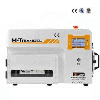 新しいM-Triangel MT-102 LCD自動内蔵バブル削除機OCA真空ラミネート機LCDタッチスクリーン改修機