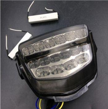 אופנוע אחורי LED זנב אור עם איתות בלם להפסיק מחוון משולב אור להונדה CBR 1000RR CBR1000RR Fireblade