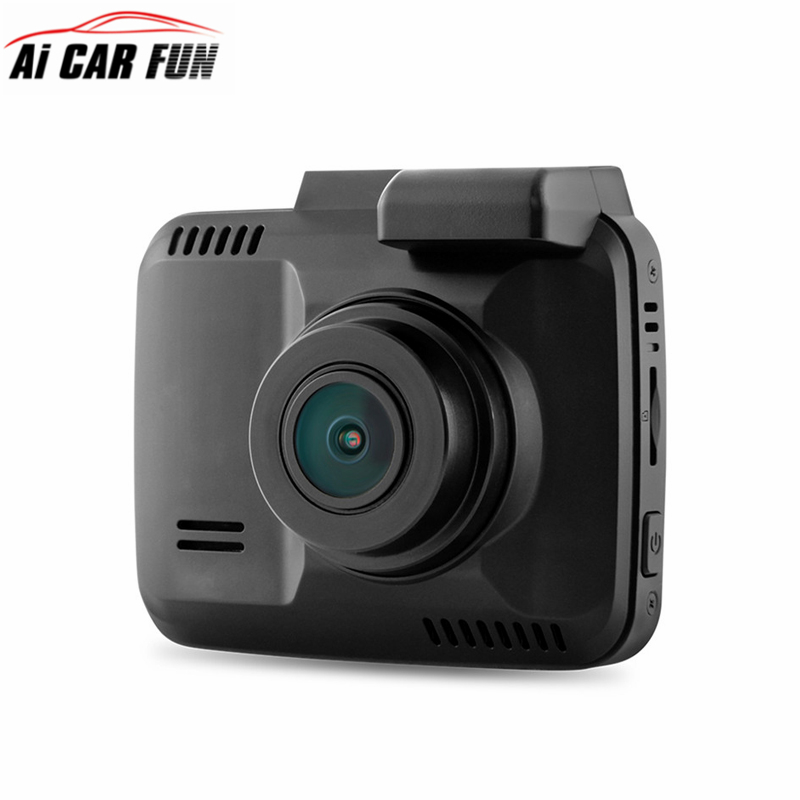 2017 Driving Recorder Front Rear Dual Car DVR Support WiFi GPS Track NT96660 2.4inch HD 2880X2160P DVR