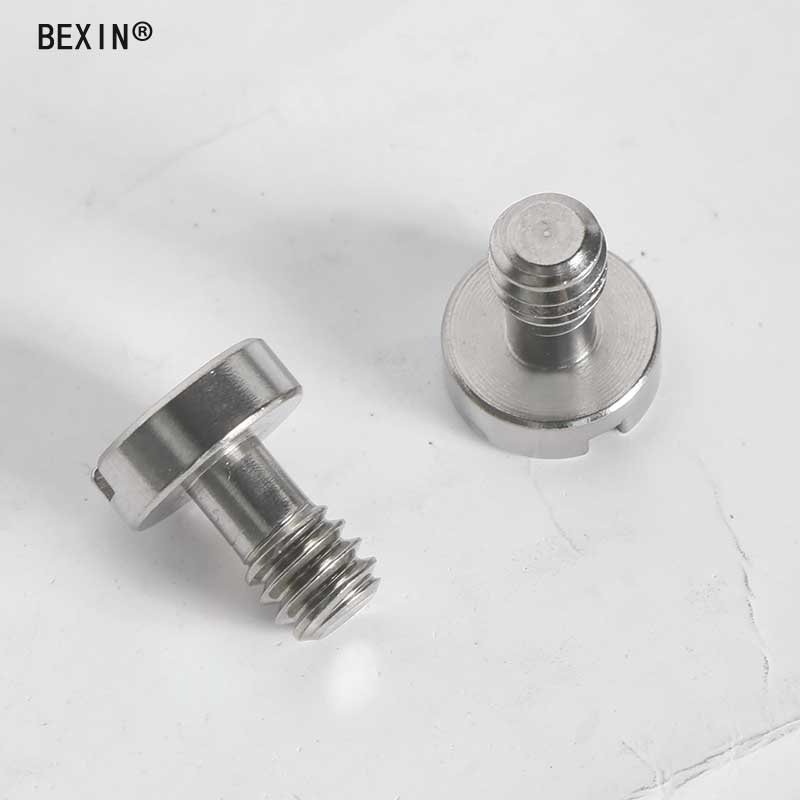 BEXIN gratis verzending 5 stks Hoge Kwaliteit Universele Rvs Sleuf - Camera en foto - Foto 5