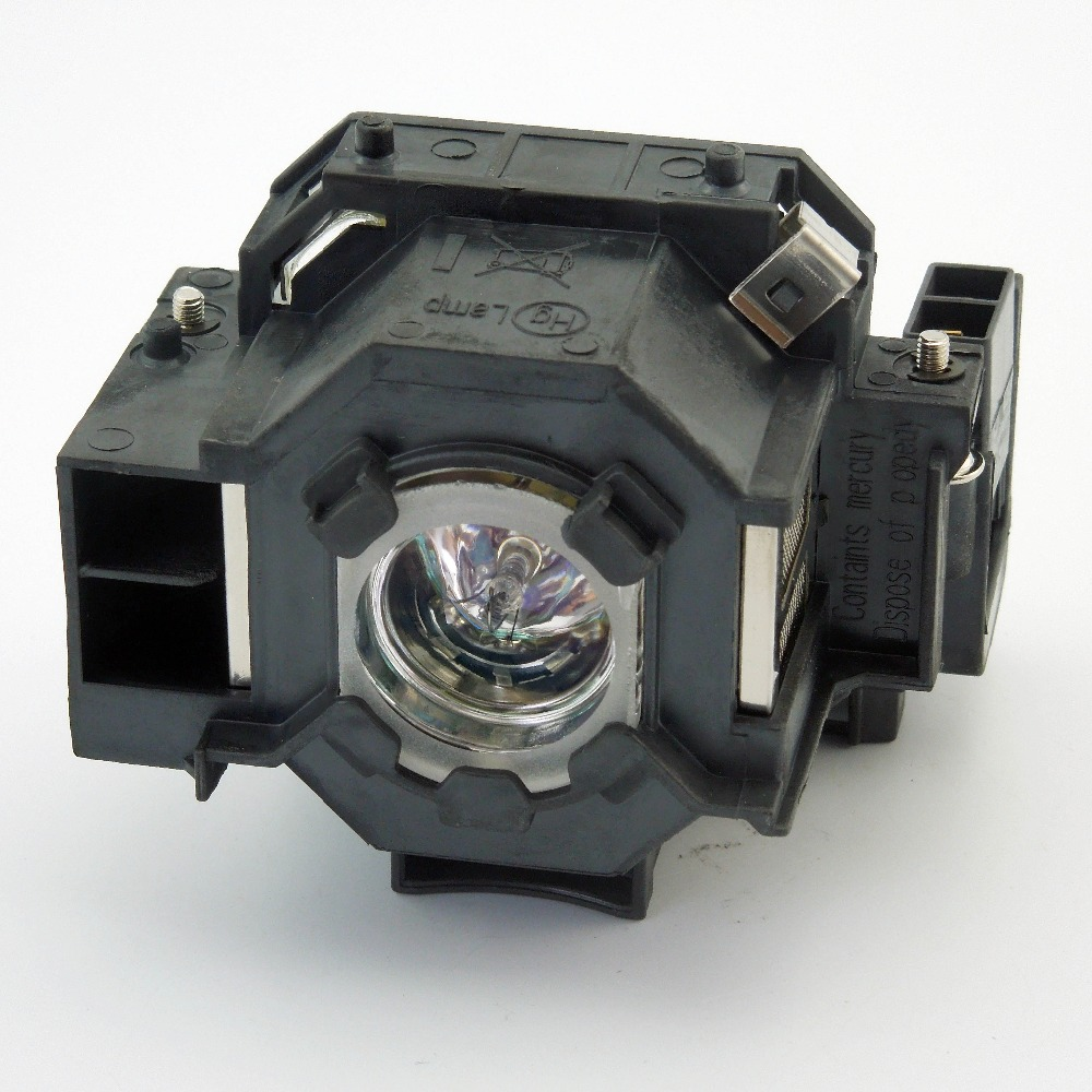 ФОТО Projector Lamp ELPLP42 / V13H010L42 for EPSON H281B, H330B, H330C, H371A, EB-410We with Japan phoenix original lamp burner