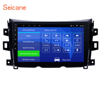 Seicane 10.1 HD 1024*600 Android 6.0 for 2011 2016 Nissan NAVARA Frontier NP300 Car GPS Navigation Stereo Head Unit Radio Tuner
