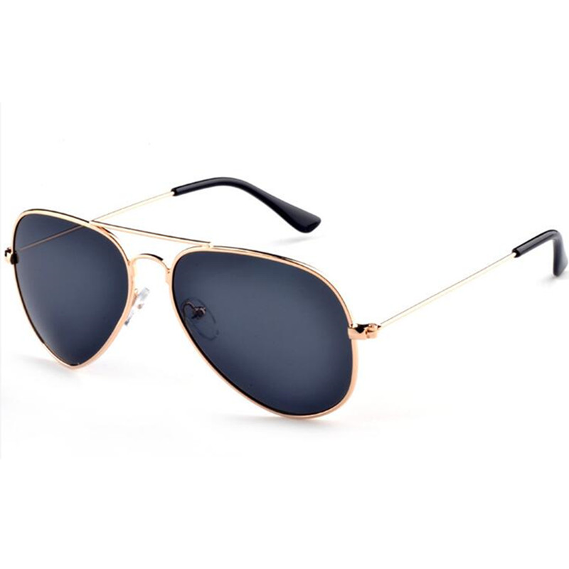 Classic brand designer pilot polarized sunglasses men fashion alloy sun glasses hommes Lunettes de soleil