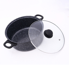3Pcs/set Maifan Stone Cooking Pot Stockpot Gas Induction Cooker Soup Pots Safe Quality Nonstick Pan Household Canning Pot