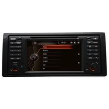 Capacitive Screen Original UI Car DVD For BMW/E39/X5/M5/E38/E53 Canbus Radio GPS Navigation 1080P USB
