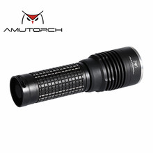 Amutorch X8 Newest CREE XPL HD 1200 lumens portable tactical LED Flashlight 1*26650flashlight