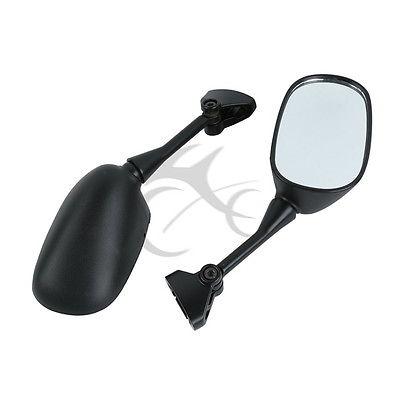 Motorcycle Accessories A pair Black Rear View Mirror for HONDA VFR800 VFR 800 2002-2008 2007 2006 2005 800 V-TEC