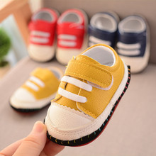 Kids Shoes 2019 Spring Autumn Children Casual Shoes Boys Girls Solid PU leather Shoes Soft Comfortable hook & loop Sneakers girls leather shoes 2019 spring autumn children flat with princess shoes pu baby girls hook loop antiskid soft bottom shoes 242